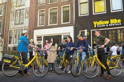 Amsterdam: 2-stündige geführte Fahrradtour