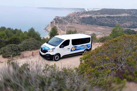 Praia da Rocha: Private Transfer to/from Faro Airport