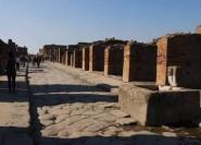 Amalfiküste: Geführte halbtägige Pompeji-Tour