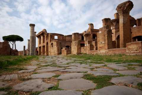Ancient Ostia: 3-Hour Private Tour