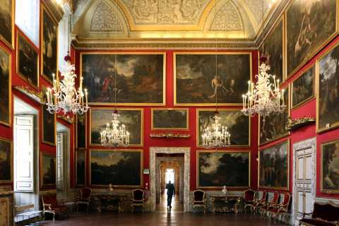 Rome: Doria Pamphilj Gallery Private Tour