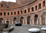 Rom: Private Führung durch das Imperial Forums Museum