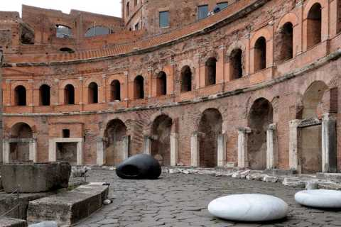 Rome: Imperial Forums Museum Private Tour