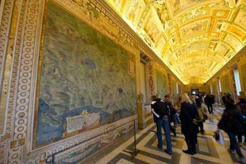 Rome: Private Wheelchair-Friendly Vatican Tour