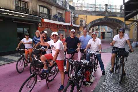 Lisbon Downtown E-Bike Private Guided Tour