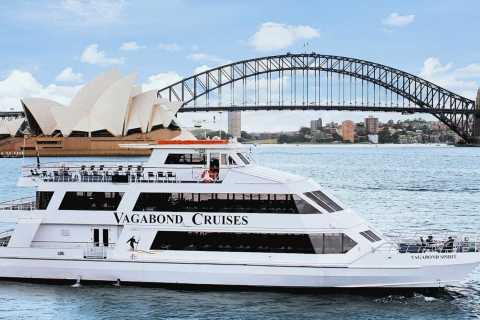 Sydney: croisière déjeuner d'une journée en Australie
