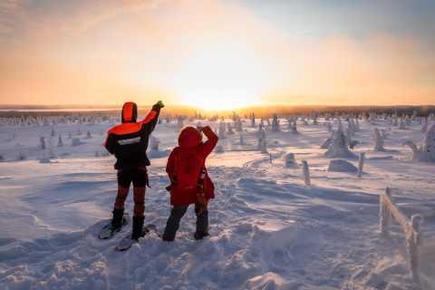 Rovaniemi: excursão a pé ao Parque Nacional Riisitunturi