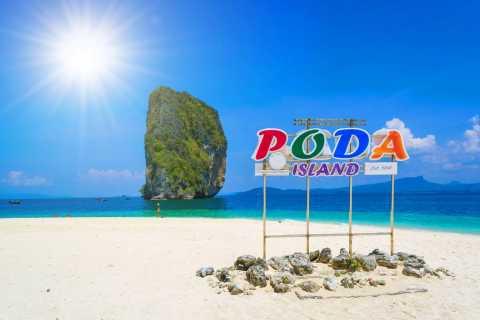 Krabi: tour de esnórquel en barco por 4 islas