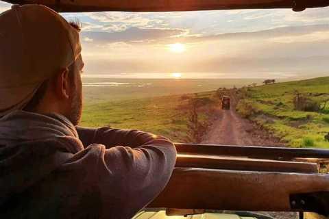 From Arusha: Tarangire and Ngorongoro Crater Camping Safari