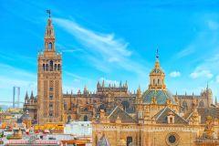 Sem Fila: Ingresso Catedral de Sevilha e Giralda