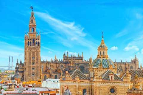 Siviglia: Cattedrale e Giralda con ingresso prioritario
