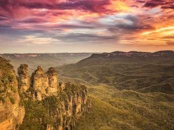 Sydney: Blue Mountains Sonnenuntergang & Wildnis-Tour