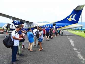Einwegflug Transfer von Kathmandu nach Pokhara
