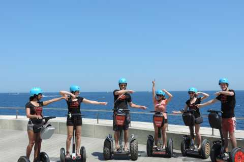 Barcelona: Exclusive Sea Views Segway Tour