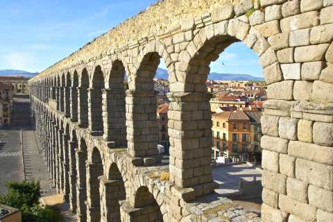 Madrid: Full-Day Trip to Segovia