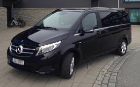 Bergen: Private Transfer from Bergen Airport to City Center