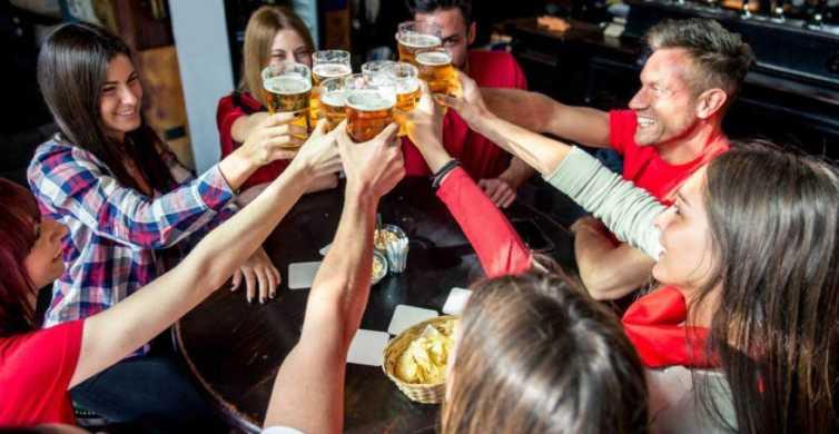 Lviv: Private Beer Tasting Walking Tour