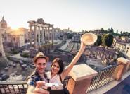 Tour ohne Anstehen: Palatin und Forum Romanum