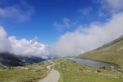 Zermatt: caminhada guiada de dia inteiro