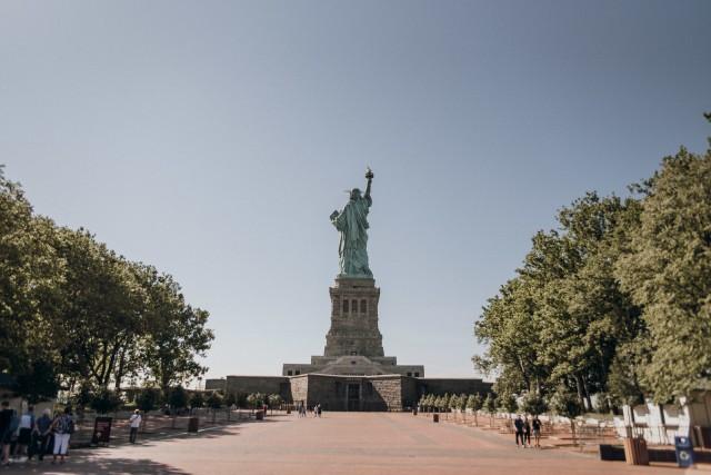 New York City: Liberty Island Tour