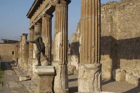 Naples: Half-Day Pompeii Tour