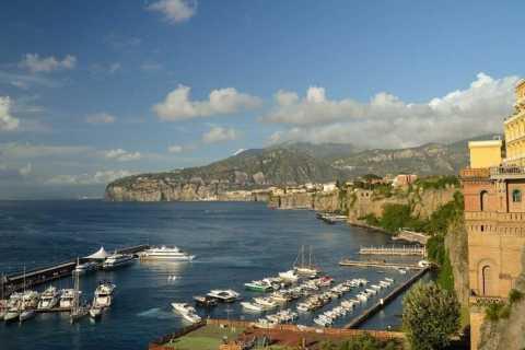 Naples: Full-Day Sorrento, Positano, and Amalfi Tour