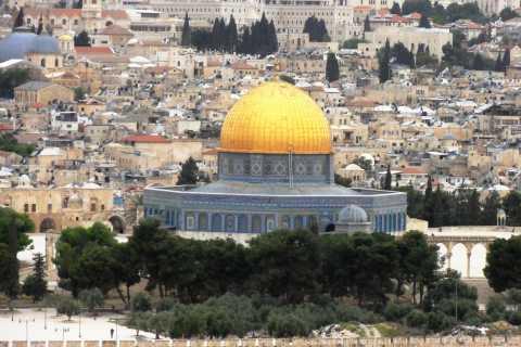 Jerusalem, Bethlehem, and Dead Sea Private Tour