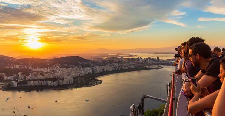 Fra Rio: Tur til Cristo Redentor, Selarón og Sukkertoppen