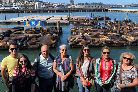 San Francisco: Fisherman's Wharf, Sausalito e Muir Woods