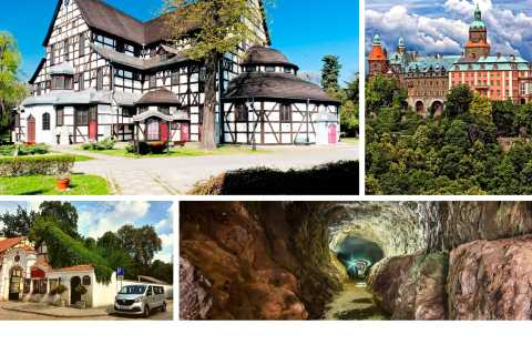 From Wroclaw: Full-Day Lower Silesia Tour