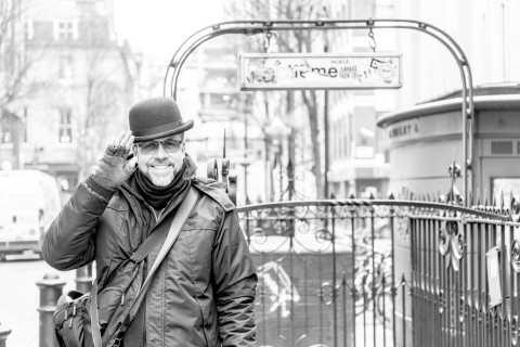Visite d'une journée des monstres du rock à Londres