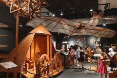 Florença: Ingresso Museu Interativo Leonardo Sem Fila
