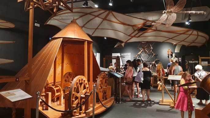 Florencia: entrada sin cola al museo interactivo de Leonardo
