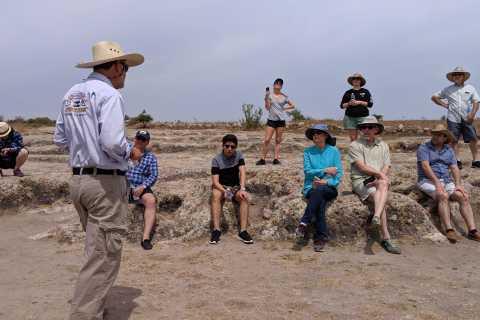 San Miguel: Cañada de la Virgen Archaeological Site Tour