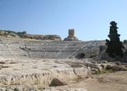 Syrakus: Griechisches Theater, Lebensmittelmarkt und Ortigia Island