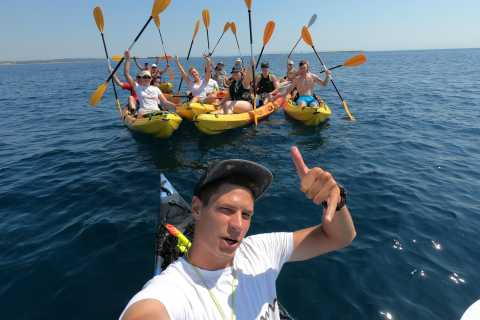 Cape Kamenjak: Cave and Safari Experience by Kayak