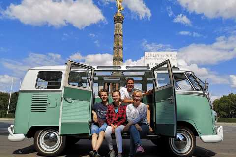 Berlin: Private Sightseeing Tour in Iconic Oldtimer VW Bus