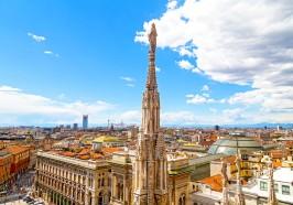 достопримечательности Милан - Миланский собор: билет с посещением террас