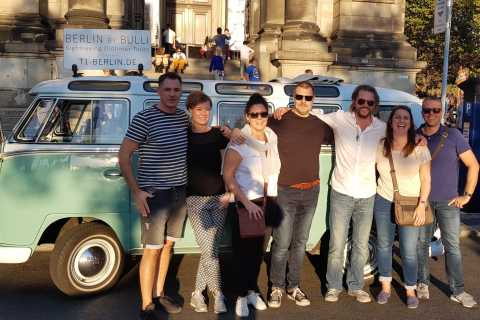 Berlin: 2-Hour Sightseeing Tour in classic VW Bus
