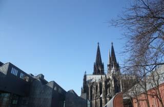 Köln ganz schnell: Vom Dom zur Altstadt in 90 Minuten