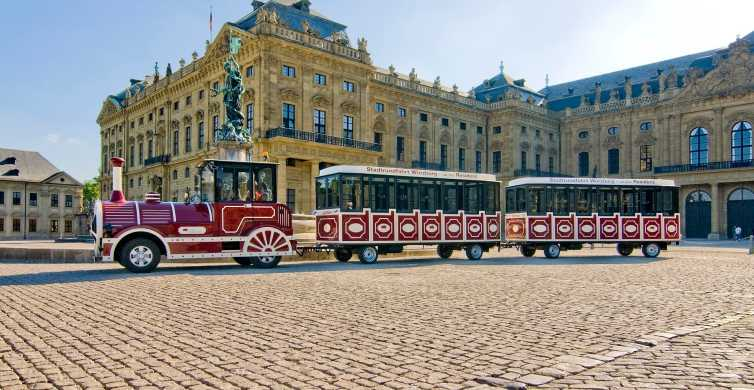 Würzburg: Sightseeing Train Tour