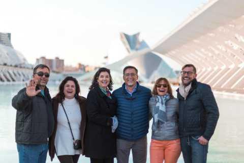 Valencia: stadstour met Tapas Shore Excursion