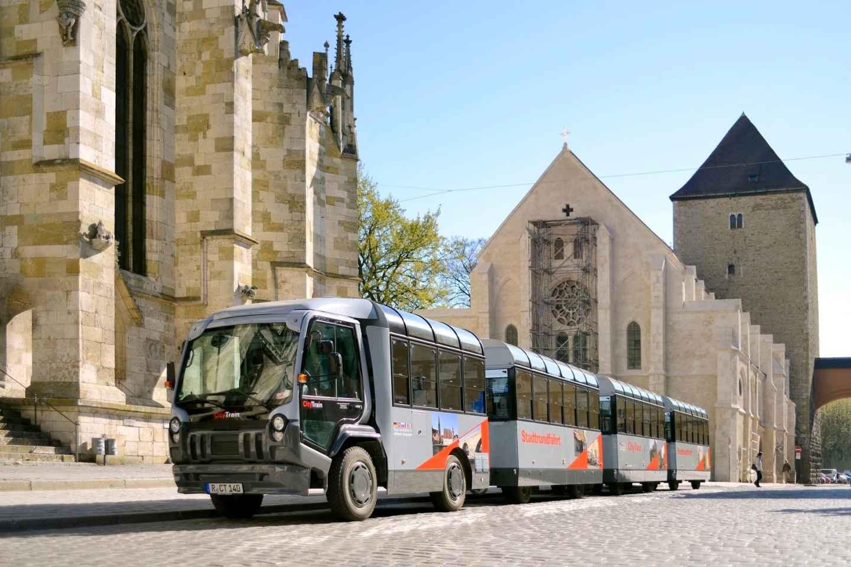 Regensburg: Sightseeing-Tour mit der Touristenbahn