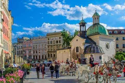 Krakow: Underground Museum Visit & Old Town Private Tour
