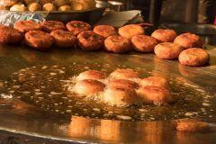Mumbai: Rastreio de comida de rua