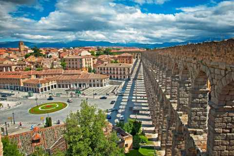 From Madrid: Segovia Guided Tour