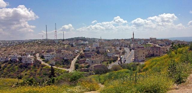 Van Amman: Jerash, Umm Qais en Jesus 'Cave Private Trip