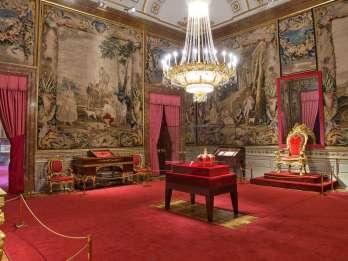 Madrid: Führung durch den Königspalast und das Prado-Museum