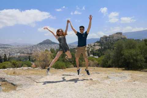 Athene: beste bezienswaardigheden van de stad 3-uur durende tour