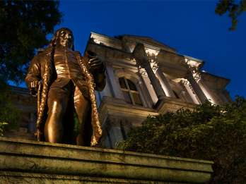 Boston: Historische After Dark Ghosts und Spirits Tour